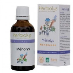 ménolys: elixir de la ménopause