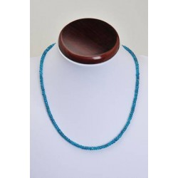 Collier apatite luxe