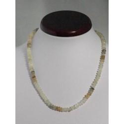 Collier pierre de lune des Indes