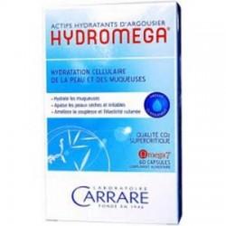 Hydromega : hydratation peau muqueuses
