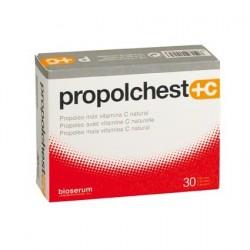 Propolchest : propolis + vitamine c