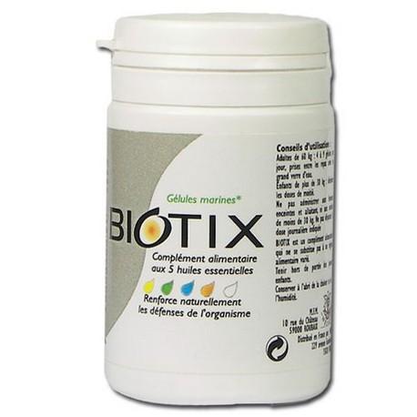 Biotix huiles essentielles pour l'immunité