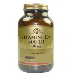 Vitamine D3  250 gélules