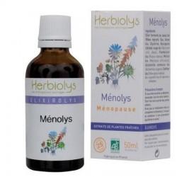 ménolys: elixir de plantesz bio pour la ménopause