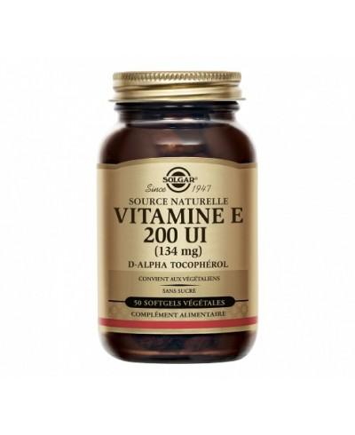 Vitamine E anti-oxydant