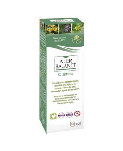 Alerbalance contre les allergies