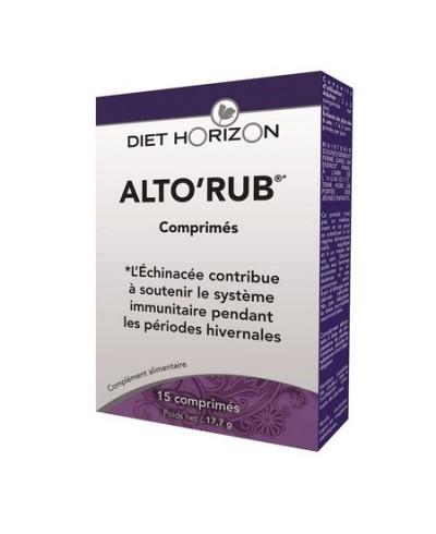 Altorub contre le rhume