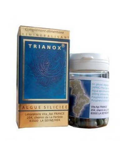 Duo articulations et artères : le trianox