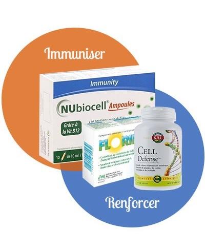Pack immunité et vitalité : contre la fatigue et les virus