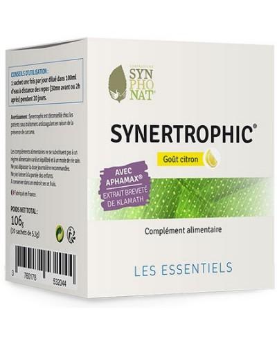 Synertrophic- Citron : protéger la muqueuse intestinale
