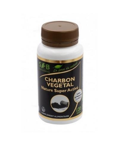 Charbon végétal nature super activé