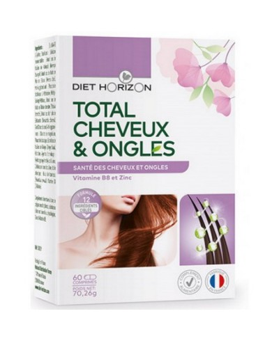Total Cheveux et Ongles - Diet Horizon