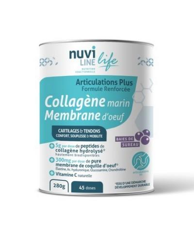 Collagène marin + Membrane d'oeuf : Articulations Plus