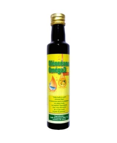 Oléocéane Oméga 3 - Citron