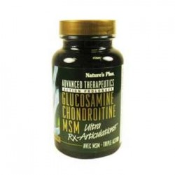 Glucosamine chondroitine msm - ultra rx articulations action prolongée