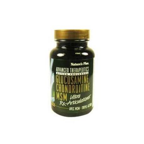 Glucosamine chondroitine msm - ultra rx articulations action prolongée
