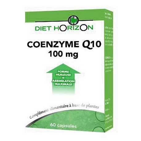 Co-enzyme q10 anti-oxydant-energie cellulaire