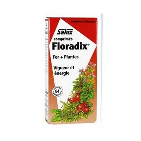 Floradix Fer et Plantes pour la vitalité