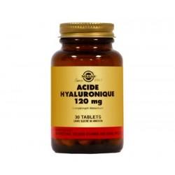 Acide hyaluronique solgar 120mg : anti-rides et anti-inflammatoire