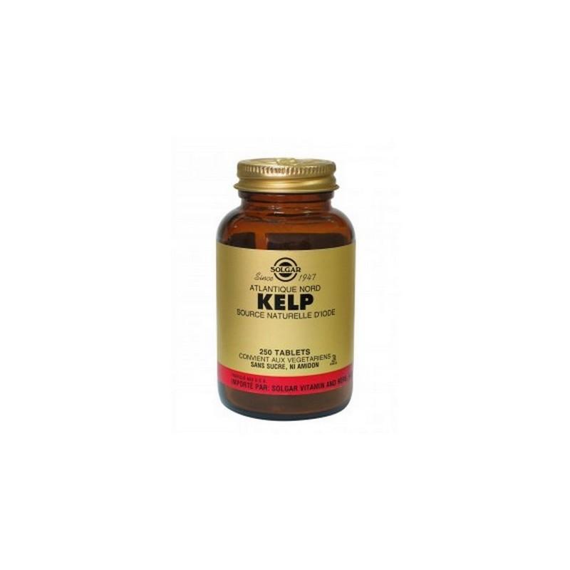 achat kelp en g lules de solgar riche en iode. Black Bedroom Furniture Sets. Home Design Ideas