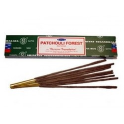 Nag champa patchouli forest