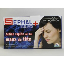 Sephal + : maux de tête