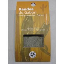 Kandea du Gabon : résine naturelle