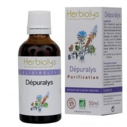 Depuralys : élixir de plantes de bio action dépurative