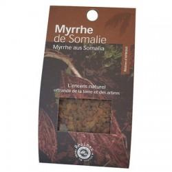 Encens résine : myrrhe de somalie
