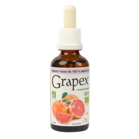 Grapex 78% bio extrait de pépins de pamplemousse