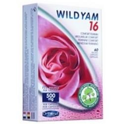 Wild yam 16 cycle féminin et ménopause