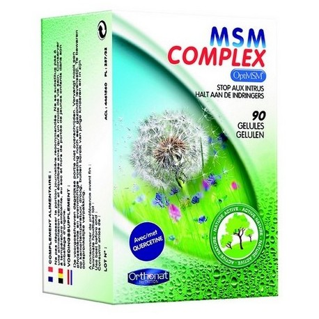Msm complex anti-allergie
