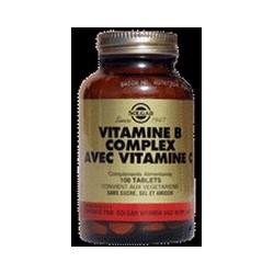 Vitamine b complexe + vitamine c : systéme nerveux et immunité