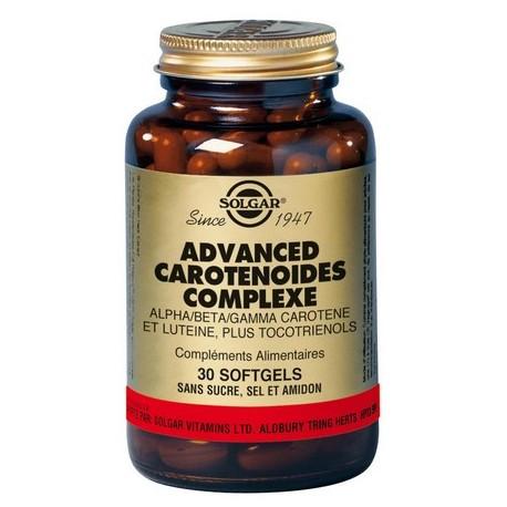 Complexe d'anti-oxydants pour protéger la peau et les yeux