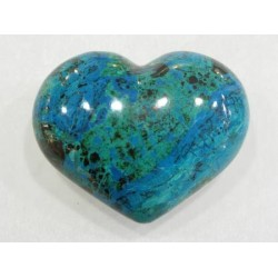 Chrysocolle coeur