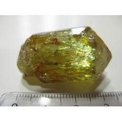 apatite jaune gemme mexique
