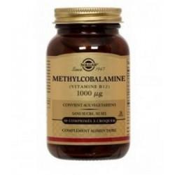 Methylcolabamine : vitamine B12 à croquer