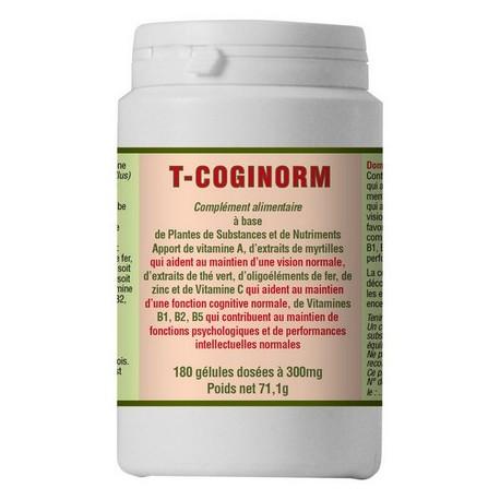 T- coginorm : fonctions cérébrales