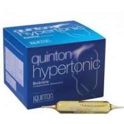 Quinton Hypertonic : hydratation et régénération de l'organisme
