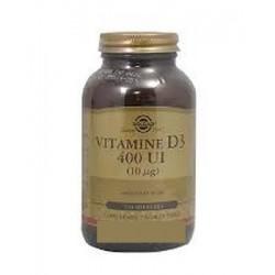 Vitamine D3 400ui en gélules : systèmes osseux et immunitaire