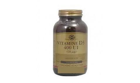 Vitamine D3 : 100 gélules