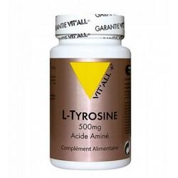 L-Tyrosine : système nerveux