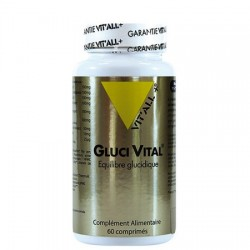 Gluci vital : régulation de la glycémie
