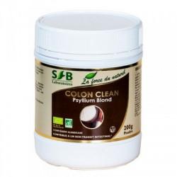 Colon clean- Psyllium blond Bio pour le transit