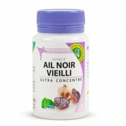 Ail Noir Vieilli : cardiovasculaire