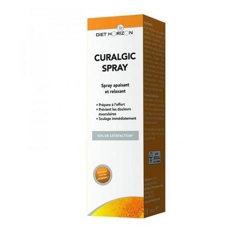 Curalgic Spray contre la douleur