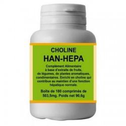 Han hepa en comprimés : fonction hépatique
