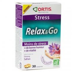 Relax & Go : contre le stress et la fatigue