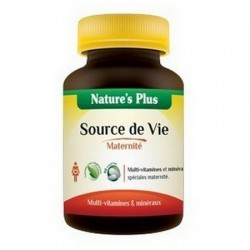 Source de vie Maternité - 90cps - Vitamines pour la grossesse