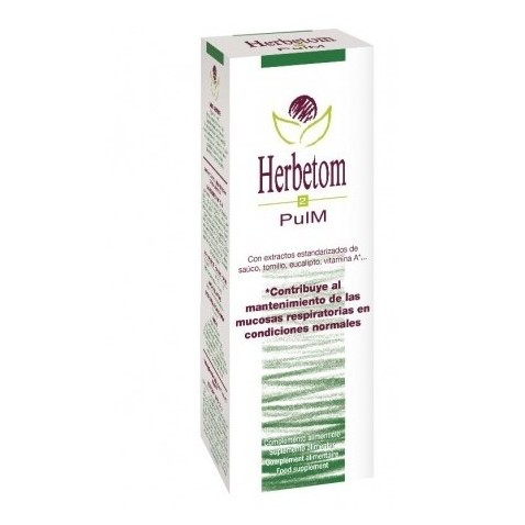 Herbetom 2 p-m voies respiratoires